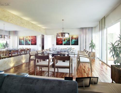 Residencial Apartamento Rosa